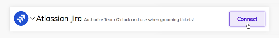 Team O'clock: Setup Jira Cloud